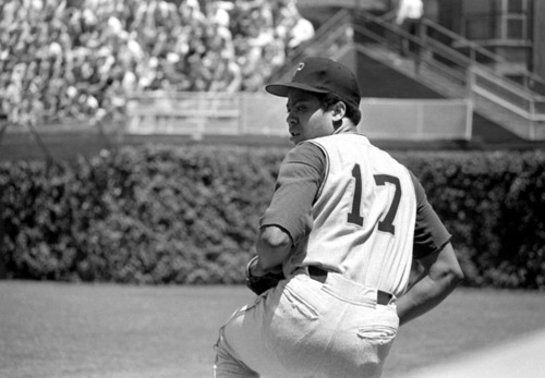 """Dock Ellis, a talented and controversial pitcher for the Pittsburgh Pirates of the early 1970s,, is profiled in the documentary """"No No: A Dockumentary."""" Courtesy Sundance Institute"""