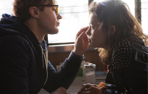 "Michael Pitt and Brit Marling star in the drama ""I Origins."" Courtesy Sundance Institute"