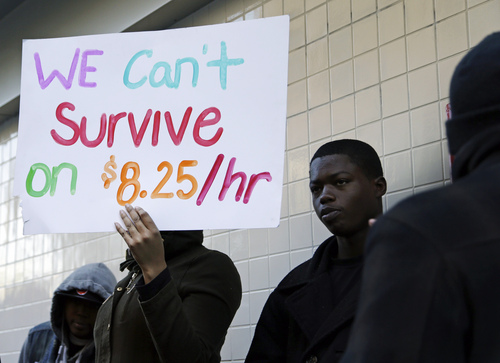 Minimum Wage Bills Pushed In At Least 30 States Including Utah