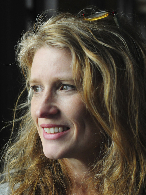 """Cynthia Hill, director of the documentary """"Private Violence"""" Courtesy Sundance Institute"""