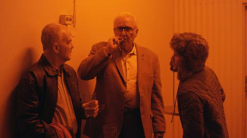"A scene from ""Land Ho!"" Courtesy Sundance Institute"