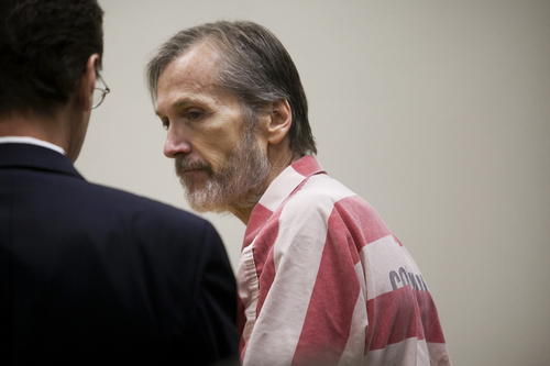 Mark Johnston  |  Pool file photo  Martin MacNeill leaves the courtroom after a hearing in his sex abuse case at 4th District Court in Provo Thursday, Jan. 23, 2014.