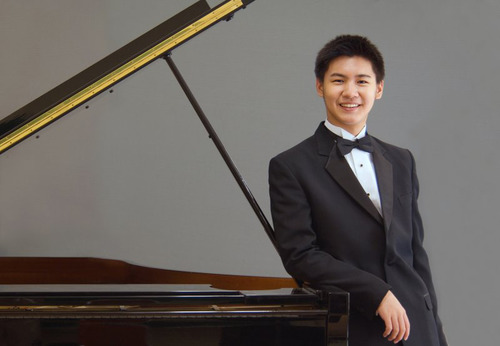 Conrad Tao will perform with the Utah Symphony at BYU on Jan. 5 and at Abravanel Hall on Jan. 6-7. Courtesy of Ruiming Wang