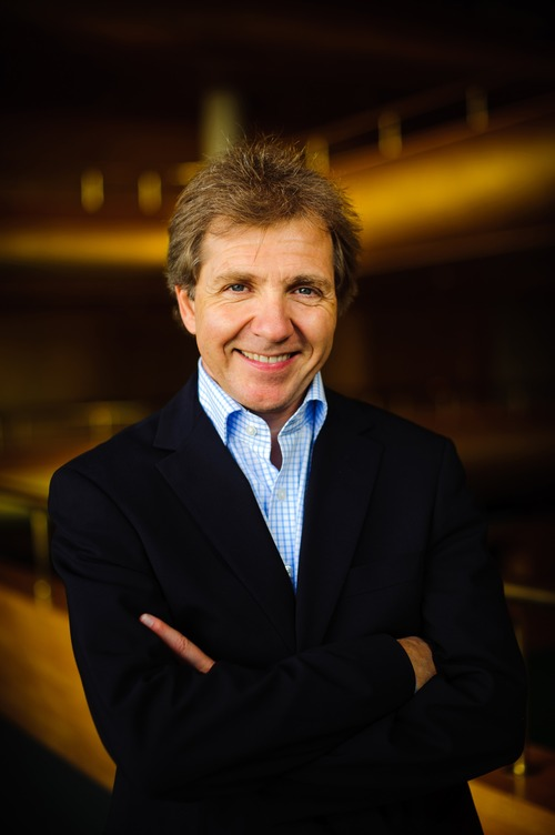 Utah Symphony music director Thierry Fischer (Courtesy photo)