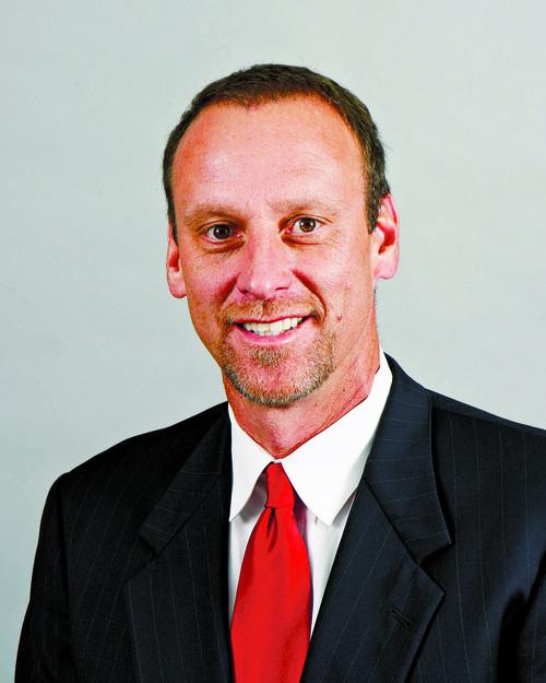 Larry Krystkowiak-Utah men's basketball coach  Tuesday, Sept. 27, 2011,in Salt Lake City Utah.   Photo by Tom Smart/University of Utah Sports Information
