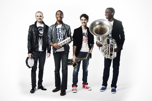 Courtesy photo Jon Batiste & Stay Human perform Saturday, Feb. 8 at the Eccles Center in Park City.