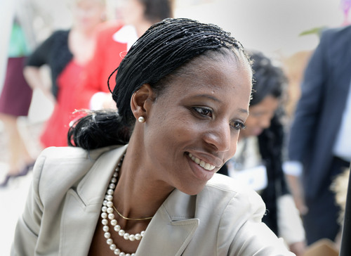 Tribune file photo Mia Love, a Republican candidate in Utah's 4th Congressional District, raised more money than any other congressional challenger in the nation in the most recent fundraising period, the Center for Responsive Politics said.