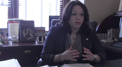 Sen. Luz Robles, D-Salt Lake City, explains in her own words why SB128 is important to Utahns. The bill would allow officers to cite drivers for not wearing their seatbelt as a primary offense.