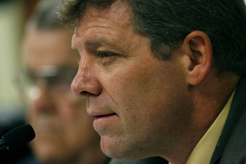 Chris Detrick    Tribune file photo  Former Rep. Mike Morley, R-Spanish Fork, in the Utah House.