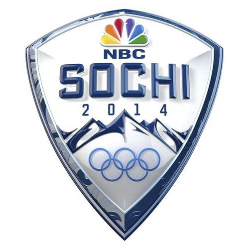 "2014 SOCHI WINTER OLYMPICS -- Pictured: ""2014 Sochi Winter Olympics"" Logo -- Courtesy NBC"
