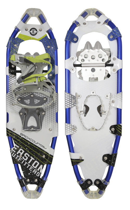 Easton Artica snowshoe revamp Easton Outfitters out of Salt Lake, has revamped its Artica snowshoe line and produced new Composite Deck snowshoes for 2014. The revamp has also led to a price reduction dropping prices on the Artica Backcountry $90 to $169.99, the Hike $60 to $139.99 and the Trail $50 to $109.99. Easton took away some of the extra features to accomplish the price reduction, but kept the quality and performance the same. There are trail and hike models in the new Composites and each comes in 22-inch or 27-inch models for $119 and $149, respectively. eastonmountainproducts.com