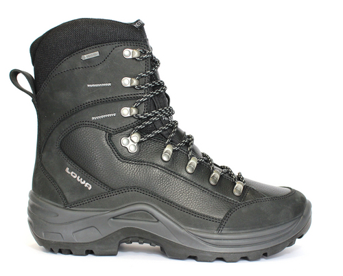 Renegade Ice boot from LOWA LOWA is taking it popular Renegade GTX best-selling boot and converting it into a winter model. The Renegade Ice comes with G3 gripping fibers embedded in the soles. The boots come with leather uppers and a wool/polyester blend fleece lining. Get a grip and enjoy a winter hike with Ice ($285. Available Fall 2014. www.lowaboots.com