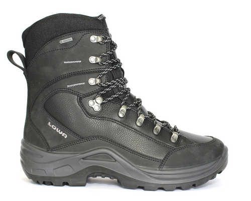 | Courtesy  The Renegade Ice boot from LOWA. LOWA is taking it popular Renegade GTX best-selling boot and converting it into a winter model. The Renegade Ice comes with G3 gripping fibers embedded in the soles. The boots come with leather uppers and a wool/polyester blend fleece lining. Get a grip and enjoy a winter hike with Ice ($285. Available Fall 2014. www.lowaboots.com