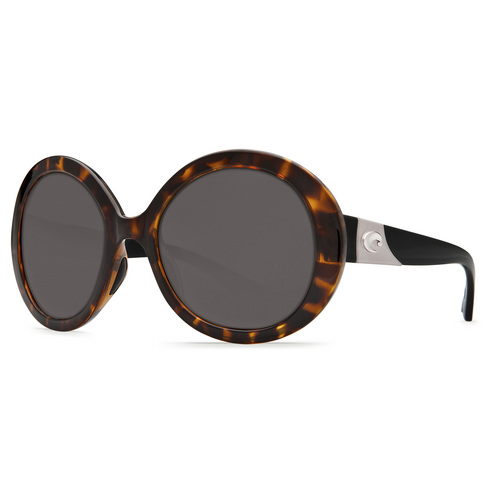 | Courtesy Eight of the 13 new styles from Costa for 2014 are designed for women. The lines come with all the standard features of other Costa glasses, but are distinctly fashion forward. No more spending a day on the water only to have to switch sunglasses back at the dock. The Isla ($169), Blenny ($169) and Goby ($149) are now available. www.costadelmar.com This is the Isla.