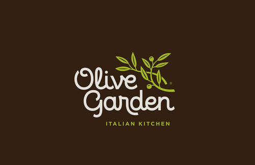 """This image released  by Darden Restaurants on Monday, March 3, 2013,  shows the new  """"Olive Garden"""" logo. In a call with analysts on Monday, executives at Darden Restaurants Inc. expressed confidence they could bring about a """"brand renaissance"""" at the Italian chain with a new look and updated menu that presented food with """"a sense of flair and sophistication."""" (AP Photo/Darden Restaurants Inc.)"""