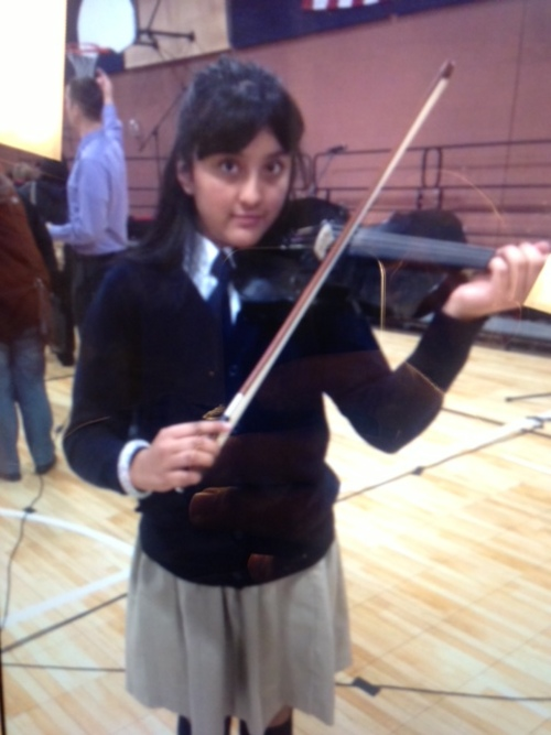 Twelve-year-old Ashley Esquivel went missing Tuesday from her West Valley City school. A search is underway.