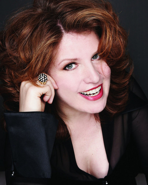 Courtesy photo U. musical theater graduate Klea Blackhurst will perform a fundraiser concert on March 7.