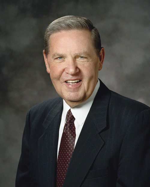 Jeffrey R. Holland Courtesy LDS.org