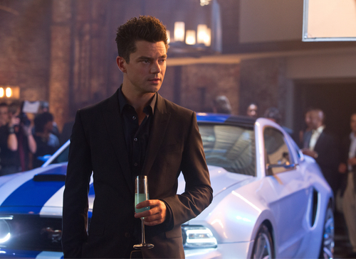Movie Review Racing Drama Need For Speed Needs To Lighten Up