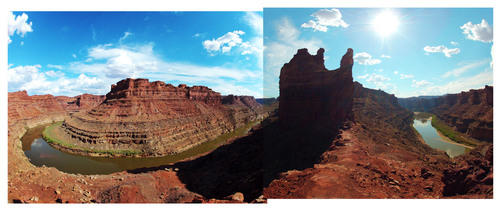 Francisco Kjolseth  |  The Salt Lake Tribune The Colorado River in Canyonlands National Park in 2011. A National Park Service report shows Utah's efforts to open nine units during the federal government shutdown paid off with visitors spending $10 for every $1 the state spent for the opening.