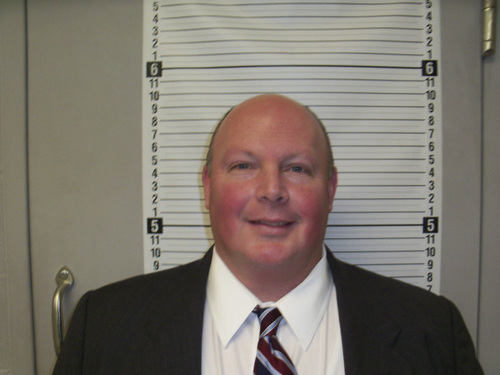 | Courtesy Emery County Jail Glenn Taylor