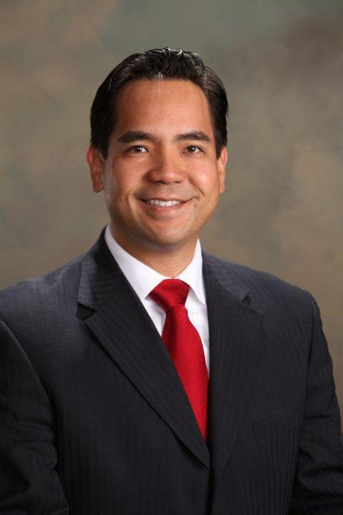 File photo Sean Reyes, a Utah delegate to the National Republican Convention,  says the GOP suffers from an image problem. Once the conversation gets beyond immigration, he says the party has a lot of appeal to Latinos.