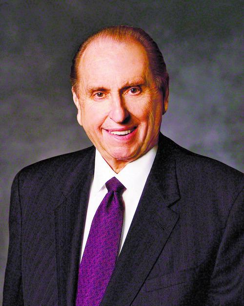 Thomas S. Monson Courtesy LDS.org