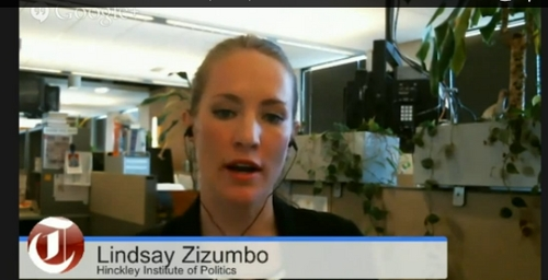 Lindsay Zizumbo was a guest on Trib Talk on Tuesday, March 25, 2014.