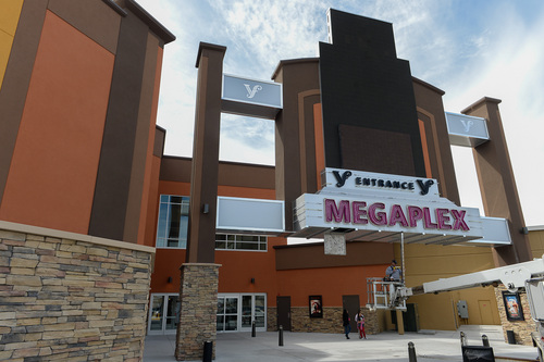 Franciso Kjolseth     The Salt Lake Tribune Many new improvements have been made at Valley Fair Mall including current construction of a new Bed Bath and Beyond, a Megaplex Theater and improvements to the surrounding grounds in West Valley City.