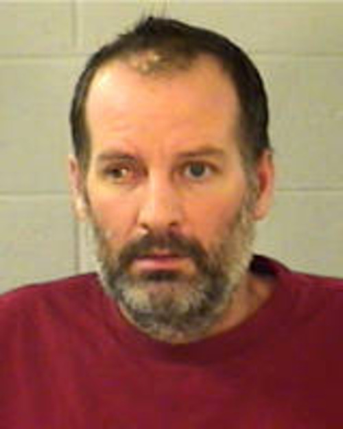 Richard Andrew Jones Courtesy of Washington County Jail