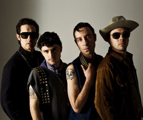 The Urban Lounge in Salt Lake City will present Atlanta rock-punk band, The Black Lips with The Coathangers, March 31, 2014. Visit 24tix.com for information. Courtesy of Black Lips