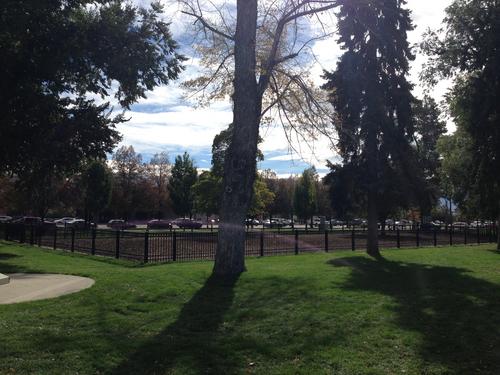 Jim Dalrymple II  |  The Salt Lake Tribune A file photo of Salt Lake City's Pioneer Park from Sept. 2013