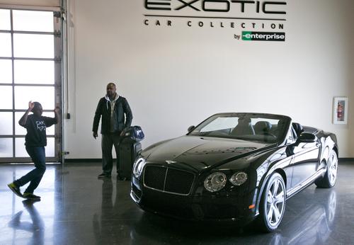 Car Rental Companies Ramp Up Exotic Offerings The Salt Lake Tribune