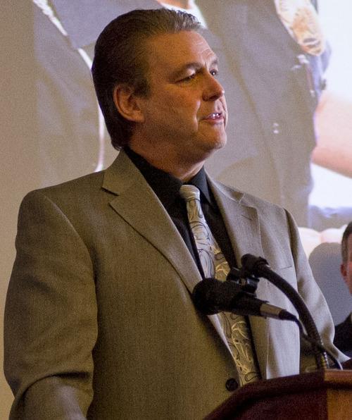 Trent Nelson     The Salt Lake Tribune Former Utah Chief Deputy Attorney General Kirk Torgensen
