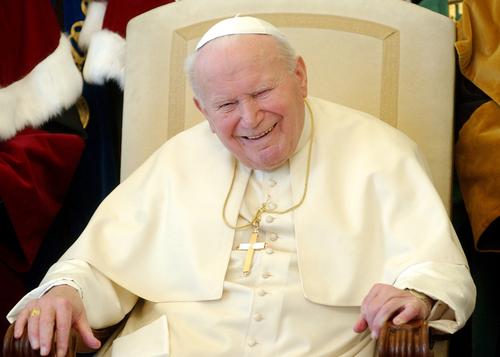 3984517c7f9 Popes John Paul II and John XXIII: a rush to sainthood? - The Salt ...