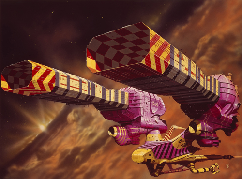 """Chris Foss  