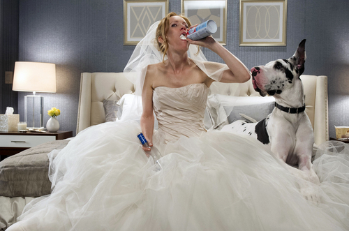 """This image released by 20th Century Fox shows Leslie Mann in a scene from """"The Other Woman."""" (AP Photo/20th Century Fox, Barry Wetcher)"""