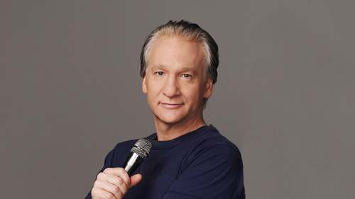 Comedian Bill Maher will perform at Kingsbury Hall on Aug. 9, 2014.