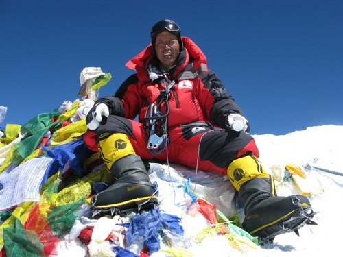 Courtesy photo | Apa Sherpa in 2010.