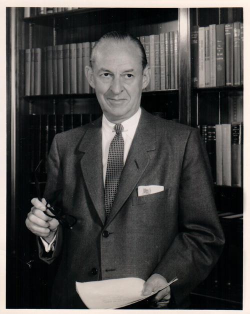 (Tribune file photo) Marriner S. Eccles, 1963.