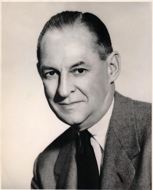 (Tribune file photo) Marriner S. Eccles, 1955.