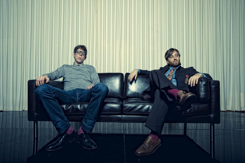 """The Black Keys are back with a new album, """"El Camino."""""""