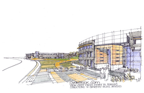 | Courtesy Photo  Concept drawings for the Peace Coliseum.