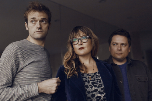 Brandley Gutierrez | Courtesy Nonesuch Records The country-bluegrass trio Nickel Creek -- from left, Chris Thile, Sara Watkins and Sean Watkins -- will bring their 25th anniversary tour to Kingsbury Hall in Salt Lake City on Wednesday, May 14.