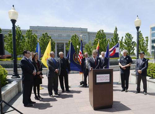 Utah leaders urge immigration reform through citizenship path