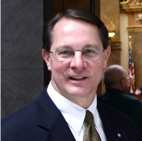 Rep. Ken Ivory • R-West Jordan
