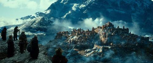 """This image released by Warner Bros. Pictures shows a scene from """"The Hobbit: The Desolation of Smaug."""" (AP Photo/Warner Bros. Pictures)"""