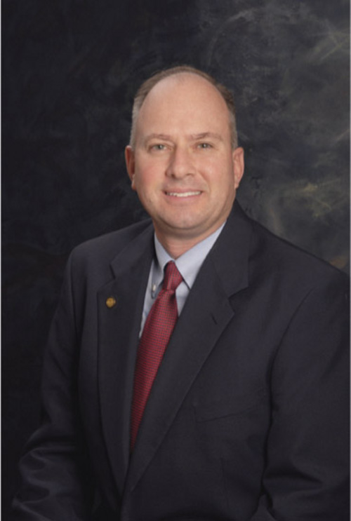 Robert Behunin, Utah State University's vice-president of commercialization. Courtesy image