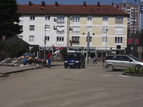 Darko Micic   Courtesy Andreo Micic  Recent massive rainfall triggered the worst flooding in more than a century  in large parts of the Balkans, leaving dozens dead and destroying homes and businesses. The city of Doboj in Bosnia was among the areas hit hard by the floods. Bosnians in Utah are collecting donations for flood victims, including money, clothing, diapers, baby formula and hygiene items.