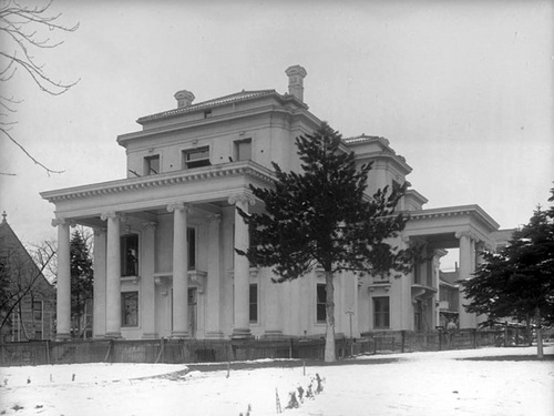 The University of Utah is planning a $7 million restoration of South Temple's historic Wall Mansion to house a new public policy research institute and event venue.
